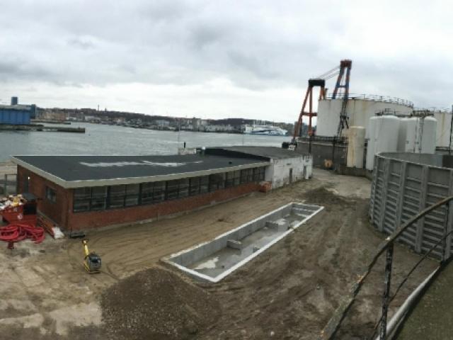 Automatisierung der Tanklagerbefüllung im Hafen von Aarhus
